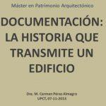 13-11-07 Máster en Patrimonio Arquitectónico UPCT_640x480
