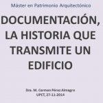 14-11-27 Máster en Patrimonio Arquitectónico UPCT_640x480