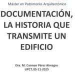 15-11-05 Máster en Patrimonio Arquitectónico UPCT_640x480