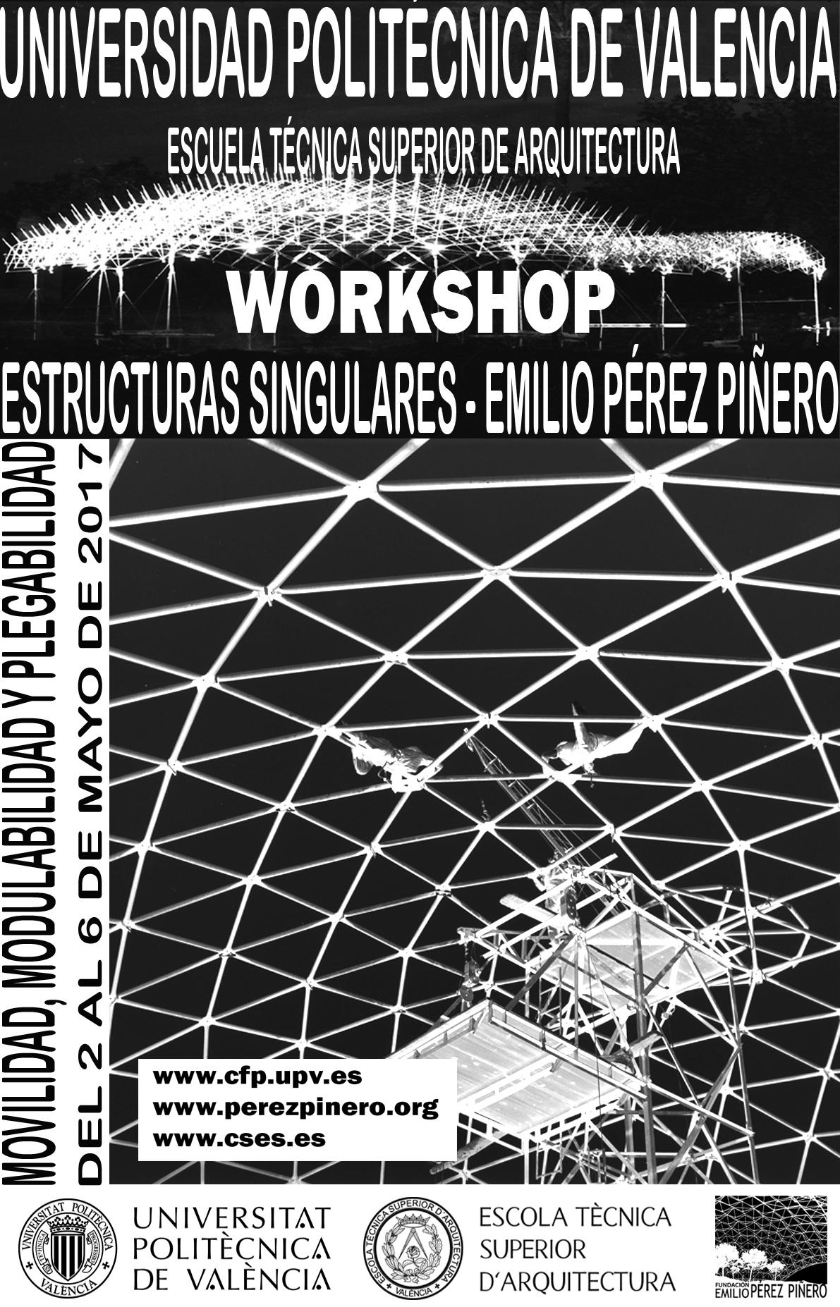 Workshop en la escuela de arquitectura de valencia upv for Escuela tecnica superior de arquitectura